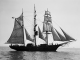 Bounty II Sailing Ship