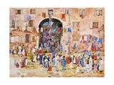 Venice: Riva Degli Schiavoni  Castello