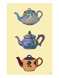 Teapots by Steve Collier