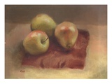 Apples and a Pear