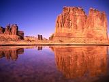 Mesa and Lake