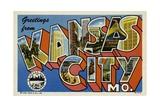 Greeting Card from Kansas City  Missouri