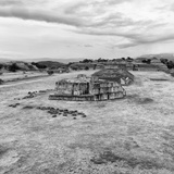 ¡Viva Mexico! Square Collection - Ruins of Monte Alban