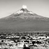 ¡Viva Mexico! Square Collection - Popocatepetl Volcano in Puebla V