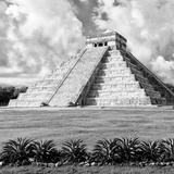 ¡Viva Mexico! Square Collection - El Castillo Pyramid - Chichen Itza XI