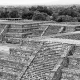¡Viva Mexico! Square Collection - Teotihuacan Pyramids Ruins I