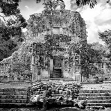 ¡Viva Mexico! Square Collection - Mayan Ruins of Campeche II