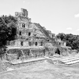¡Viva Mexico! Square Collection - Mayan Ruins - Edzna XI