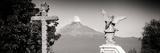 ¡Viva Mexico! Panoramic Collection - Popocatepetl Volcano in Puebla VII