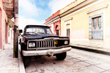 ¡Viva Mexico! Collection - Black Jeep and Colorful Street II