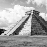 ¡Viva Mexico! Square Collection - El Castillo Pyramid in Chichen Itza III