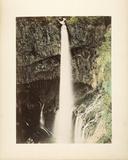 The Kegon Waterfall  Nikko