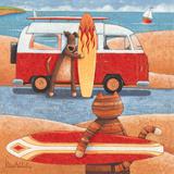 Surfing Showdown