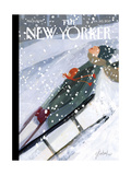 The New Yorker Cover - January 30  2017