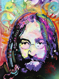 Purple Haze All across Lennon's Mind