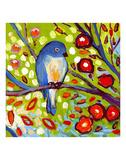 Modern Bird III Reproduction d'art par Jennifer Lommers
