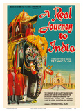 A Real Journey To India - Queen Elizabeth's trip through India  Pakistan  Nepal and Persia