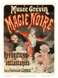 Black Magic (Magie Noire) - by Professor Carmelli - Instantaneous Apparitions