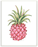 Graphic Pink Pineapple