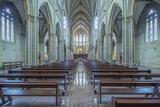 Spain  San Sebastian  San Sebastian Cathedral of the Good Shepard Interior
