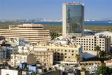 Cityscape of Tunis  Tunis  Tunisia  North Africa