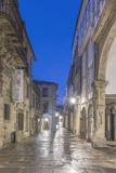 Spain  Santiago De Compostela  Rua Do Vialr