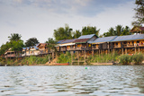 The Island of Don Det Is an Upcoming Backpacker Stop Along the Cambodia and Laos Border