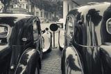 Vietnam  Hanoi Antique French Citroen Traction-Avant Cars