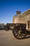 Spain  Canary Islands  Lanzarote  Arecife  Castillo San Gabriel Museum  Exterior