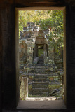 North Khleang Temple  Angkor Thom  Angkor World Heritage Site  Siem Reap  Cambodia