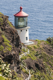 Makapu'U Point Lighthouse  Oahu  Hawaii