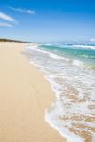 Polihale Beach Polihale State Park  Kauai  Hawaii