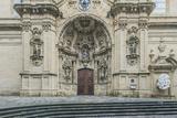 Spain  San Sebastian  Basilica of Saint Mary of the Chorus