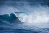 Hawaii  Maui Kai Lenny Surfing Monster Waves at Pe'Ahi Jaws  North Shore Maui