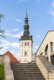 Church of St Nikolas  Tallinn  Estonia  Baltic States