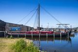 Reconstructed Viking Ship  Roskilde  Denmark