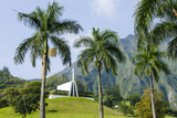 Valley of the Temples  Kaneohe  Oahu  Hawaii