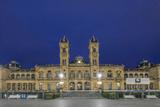 Spain  San Sebastian  City Hall at Dawn