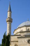 Mosque with Minarets  Baku  Azerbaijan