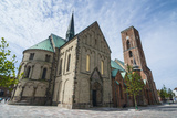 Our Lady Maria Cathedral  Ribe  Jutland  Denmark