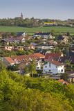 Denmark  Tasinge  Vindeby  Elevated Town View