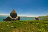 Sevanavank by Lake Sevan  Armenia