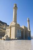 Bibi Heybat Mosque Near Baku  Azerbaijan