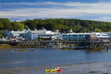 Maine  Boothbay Harbor  Harbor View