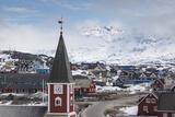 Greenland  Nuuk  Frelsers Kirche Church