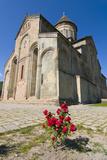 Svetitskhoveli Cathedral in Mtskheta  the Old Capital of Georgia