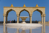 Aserbaidschan Bibi Heybat Mosque Near Baku  Azerbaijan
