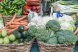 Spain  San Sebastian  Vegetables for Sale at Farmers Market