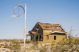 California  Drought Spotlight 3 Route 66 Expedition  Ludlow  Abandon Building