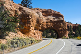 Utah  Bryce  Red Canyon Tunnels